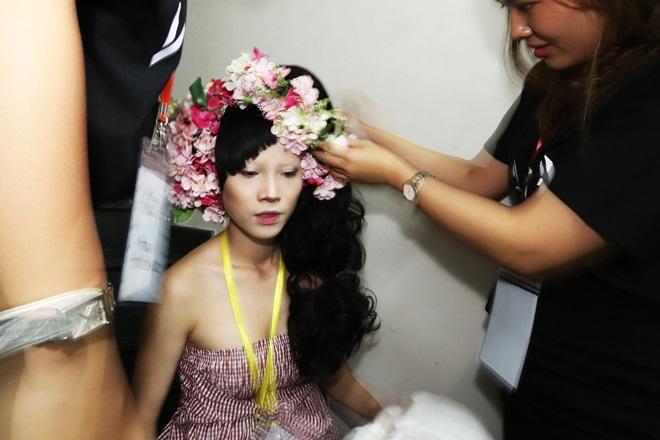 """""""Kate Moss"""" Việt hội ngộ Hoa hậu cao nhất Việt Nam tại sự kiện - 11"""