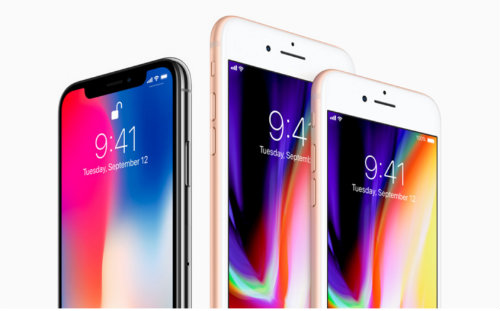 Chi tiết bảng giá và ngày bán ra iPhone X, iPhone 8, 8 Plus trên toàn cầu - 1