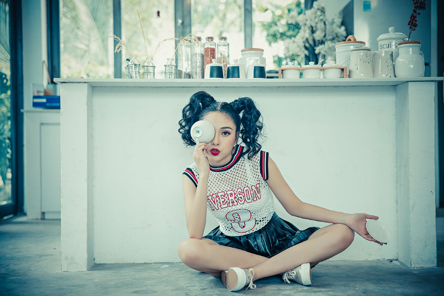 Nhóm nhạc nữ S-Girls phát hành MV sau thời gian ế show, thiếu thốn tiền bạc - 6