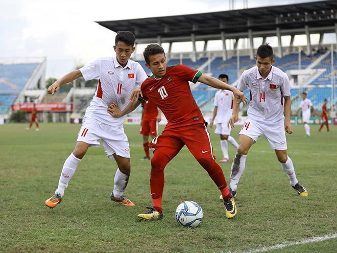 TRỰC TIẾP U18 Myanmar - U18 Việt Nam: Chờ đối thủ tiếp tục sa bẫy 4