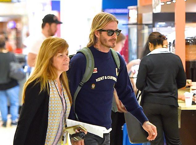 Phải chăng Beckham phong độ ngời ngời tuổi 42 nhờ chiêu khó đỡ này? - 3