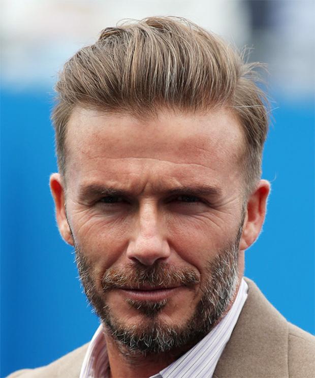 Phải chăng Beckham phong độ ngời ngời tuổi 42 nhờ chiêu khó đỡ này? - 4