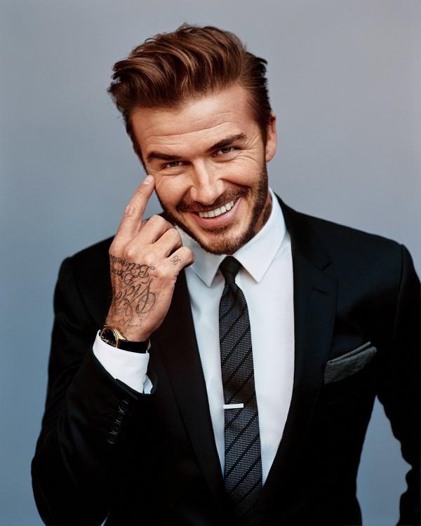 Phải chăng Beckham phong độ ngời ngời tuổi 42 nhờ chiêu khó đỡ này? - 5