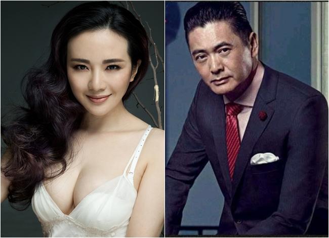 Mạnh Thiến được biết đến là con gái nuôi của tài tử Châu Nhuận Phát và bà xã Trần Hội Liên. Cô cũng từng góp mặt với vai nữ thư ký tên Judy trong  Đổ thành phong vân  2014 do cha nuôi đóng vai chính.