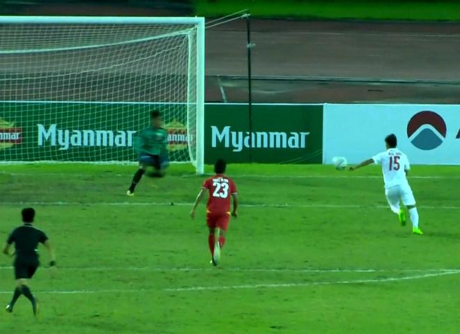 U18 Myanmar - U18 Việt Nam: Phủ đầu ấn tượng, kết thúc đắng ngắt 1