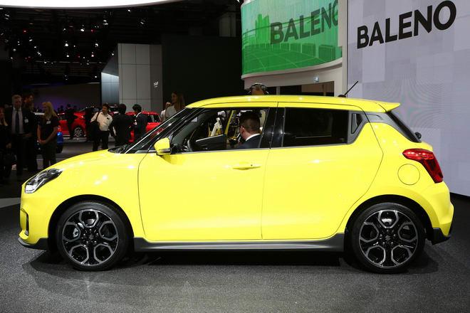 Suzuki Swift Sport 2018 giá chỉ 380 triệu đồng - ảnh 3