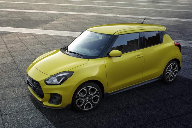 Suzuki Swift Sport 2018 giá chỉ 380 triệu đồng - ảnh 7