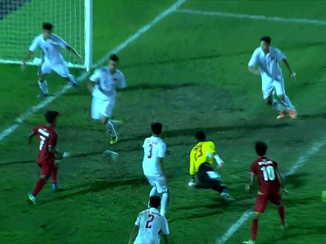U18 Myanmar - U18 Việt Nam: Phủ đầu ấn tượng, kết thúc đắng ngắt 5