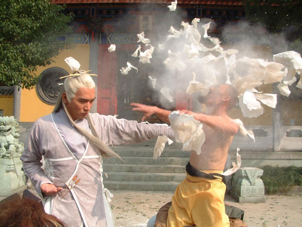Những phiên bản ông tổ võ thuật quyền lực trên màn ảnh Hoa ngữ - ảnh 2