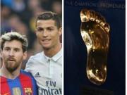 """Bóng đá - Messi đua giải """"Bàn chân Vàng"""" 2017: Cửa duy nhất thắng Ronaldo?"""