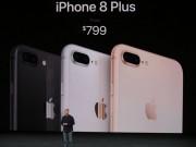 Dế sắp ra lò - Ra mắt iPhone 8 và iPhone 8 Plus, giá hấp dẫn