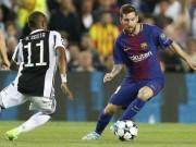 """Bóng đá - Barcelona - Juventus: Siêu sao """"lên đồng"""", cái kết không tưởng"""