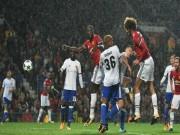 """Bóng đá - MU đại thắng Basel: Song tấu """"thiết đầu công"""", nổ tung Old Trafford"""