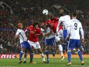 Bóng đá - Góc chiến thuật MU – Basel: Phù thủy Mourinho, thần tài Fellaini