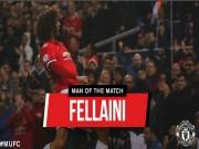 Bóng đá - MU đại thắng Basel: Triệu fan ví Fellaini với Van Basten, Zidane