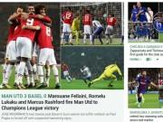 Bóng đá - Báo chí Anh: Nổ vang trời MU, Chelsea đại thắng 9 sao