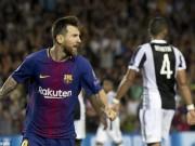 Bóng đá - Messi quá siêu phàm, ghi 2 bàn, Buffon khen hay hơn Ronaldo