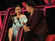Ca nhạc - MTV - Quang Lê bị Cẩm Ly, Mr. Đàm quát trên ghế nóng
