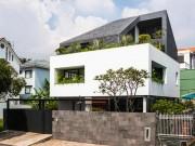 Tài chính - Bất động sản - Nhà ống 3 tầng mà đẹp như biệt thự ở Sài Gòn