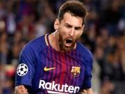 Bóng đá - Barca, Messi toàn thắng & sạch lưới: Không Neymar vẫn chạy tốt