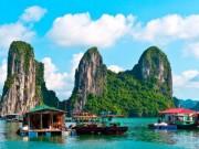 """Vịnh Hạ Long lọt top điểm du lịch  """" ăn ảnh """"  nhất thế giới"""