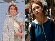 Thời trang - Nhan sắc đời thường gây sốc của Hoa hậu Hong Kong 2017
