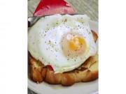 """5 món ăn  """" thần thánh """"  từ trứng đơn giản mà ngon bất ngờ"""