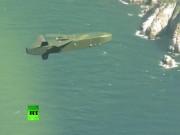 Chiến đấu cơ HQ lần đầu phóng tên lửa hành trình dọa Triều Tiên