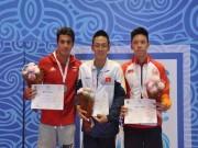 Tin thể thao HOT 13/9: Quang Nhật giành 3 HCV giải trẻ châu Á