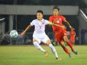 Chi tiết U18 Myanmar - U18 Việt Nam: Sai lầm khó tha thứ (KT)