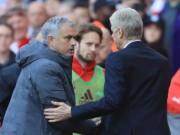 Arsenal đá Europa League, Wenger hậm hực MU đại thắng Cup C1