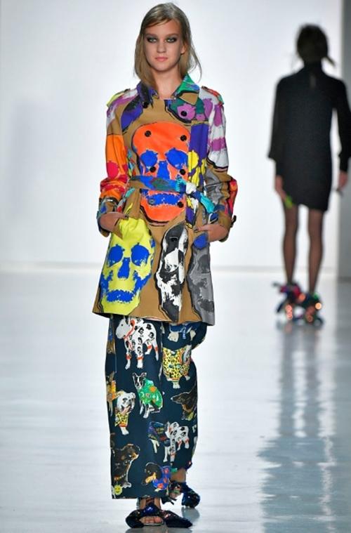 """Tuần lễ thời trang New York và những bộ đồ """"hại não"""" bậc nhất - ảnh 8"""
