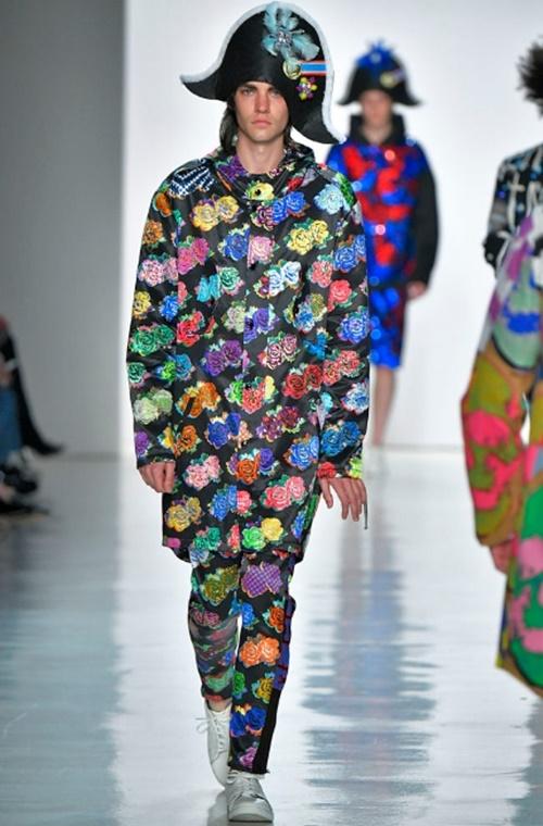 """Tuần lễ thời trang New York và những bộ đồ """"hại não"""" bậc nhất - ảnh 10"""