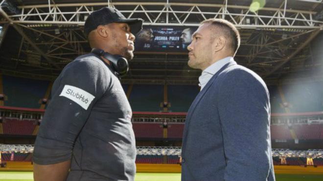 """""""Vua boxing"""" Joshua đấu Pulev: 70.000 vé đã bán hết, cả nước Anh sôi sục - 1"""