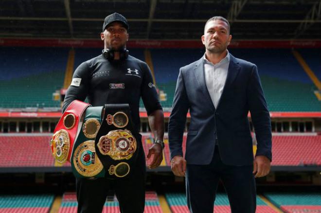 """""""Vua boxing"""" Joshua đấu Pulev: 70.000 vé đã bán hết, cả nước Anh sôi sục - 2"""