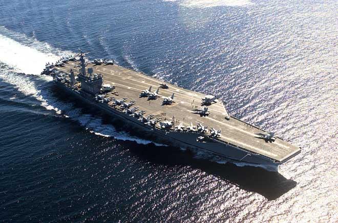 """Điểm yếu chết người của tàu Mỹ trước """"sát thủ diệt hạm"""" TQ - ảnh 1"""