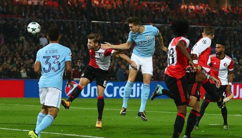 Chi tiết bóng đá Feyenoord - Man City: Tưng bừng thắng lợi 4 sao (KT) - 3