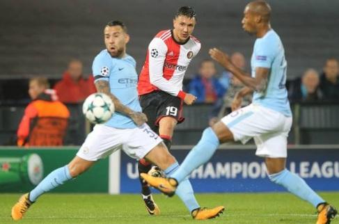 Chi tiết bóng đá Feyenoord - Man City: Tưng bừng thắng lợi 4 sao (KT) - 7