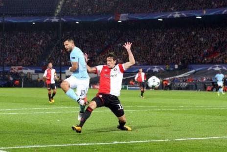 Chi tiết bóng đá Feyenoord - Man City: Tưng bừng thắng lợi 4 sao (KT) - 4