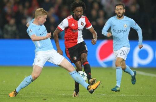 Chi tiết bóng đá Feyenoord - Man City: Tưng bừng thắng lợi 4 sao (KT) - 8