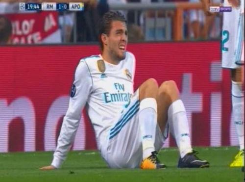 TRỰC TIẾP Real Madrid - APOEL: Hàng thủ cứng cựa 21