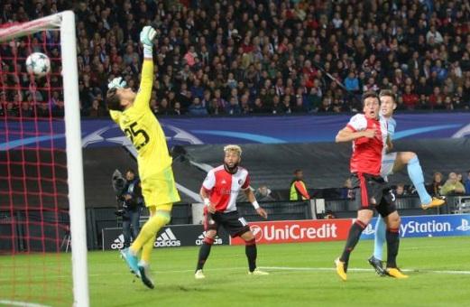 Chi tiết bóng đá Feyenoord - Man City: Tưng bừng thắng lợi 4 sao (KT) - 9