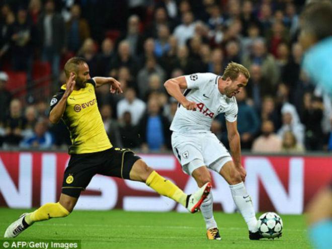 Video, kết quả bóng đá Tottenham - Dortmund: SAO 100 triệu bảng trừng phạt lạnh lùng - 1