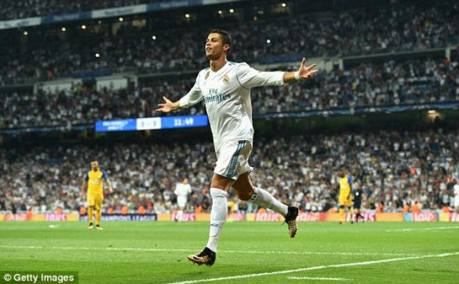 Ronaldo chói sáng ngày trở lại, cứu rỗi Real Madrid - 6