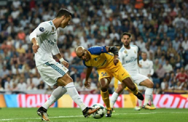 Ronaldo chói sáng ngày trở lại, cứu rỗi Real Madrid - 3