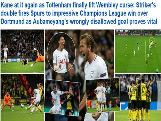 Siêu tiền đạo Champions League rực sáng: Ronaldo hòa nhịp Kane, Aguero - 10
