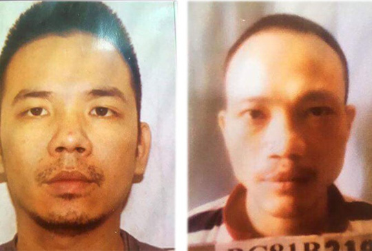 Hai tử tù bỏ trốn khỏi trại giam T16 - 1