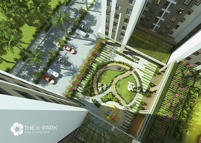 """The K – Park và mô hình """"Kiến trúc hạnh phúc"""" - 1"""
