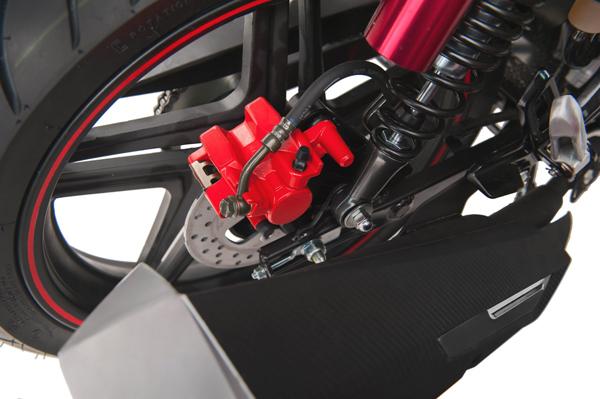 SYM tung xe côn tay động cơ mới 100% mạnh mẽ, tiết kiệm xăng - 3