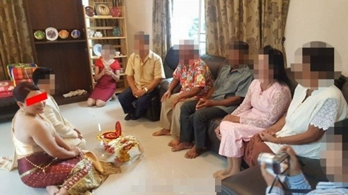 Phát hiện được người phụ nữ lừa tình hàng loạt ở Thái Lan - 2